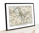 Classic Framed Maps